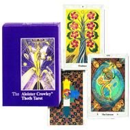 Crowley Toth Tarot