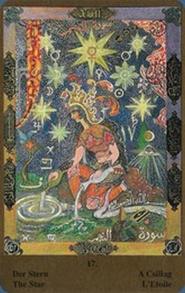 Tarot-Csillag