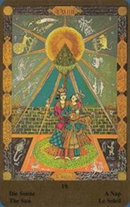 Tarotkartya Nap