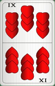 Piros kilences