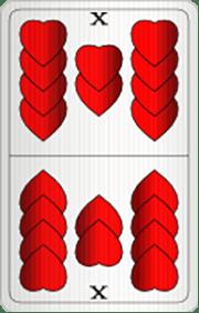 Piros tizes