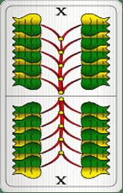 Zöld tizes